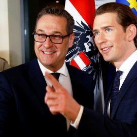 Огромный скандал в Австрии: вновь «виноваты» русские