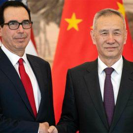 Торговые переговоры между США и Китаем, зашли в тупик
