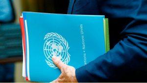 Созыв Совбеза ООН требует Россия из-за принятия ВР мовоцидного закона