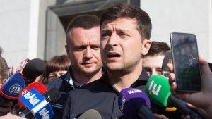 Зеленский клянётся вернуть Крым Руине: Крымчан спроси вначале