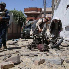 Пятеро детей погибли в результате взрыва в Афганистане
