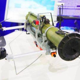 Беларусь представила свои боевые квадрокоптеры