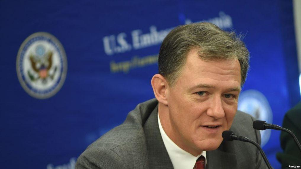 В Госдепартаменте США опять готовы спорить о территориях РФ