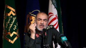 командующий КСИР Ирана Хоссейн Салами