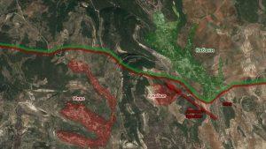 Боевики заявили, что подверглись химатаке в Латакии