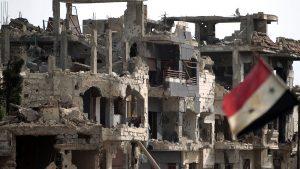 Сводка событий в Сирии и на Ближнем Востоке за 19 мая 2019 года