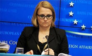 пресс-секретарь дипломатии ЕС Майя Косьянчич