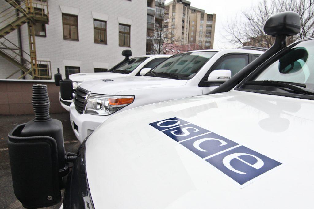 Раздача паспортов РФ в ДНР попала в поле зрения миссии ОБСЕ