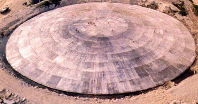 ядерный сакрофаг США на Маршалловых островах
