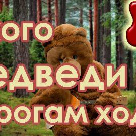 У кого медведи по дорогам ходят