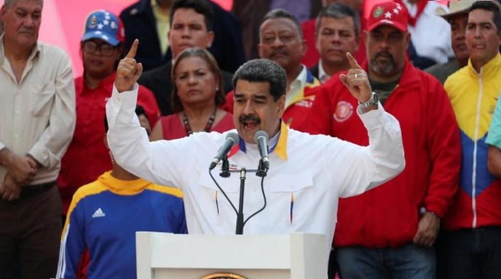 Мадуро предложил провести в Венесуэле досрочные парламентские выборы. Сейчас парламент контролирует оппозиция