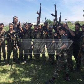 Боевики «оппозиции» атакуют город Кафр Набуда на севере провинции Хама
