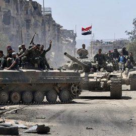Боевики предприняли крупную атаку на севере провинции Хама