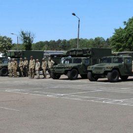 США поставили на Украину новую партию РЛС для контрбатарейной борьбы