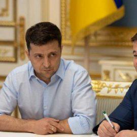 Зеленский хочет провести референдум о диалоге с Россией