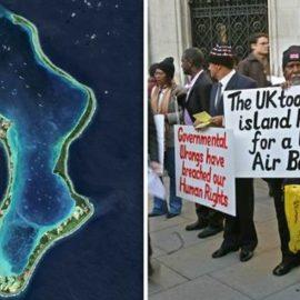 Генассамблея ООН потребовала от Британии отдать спорную территорию