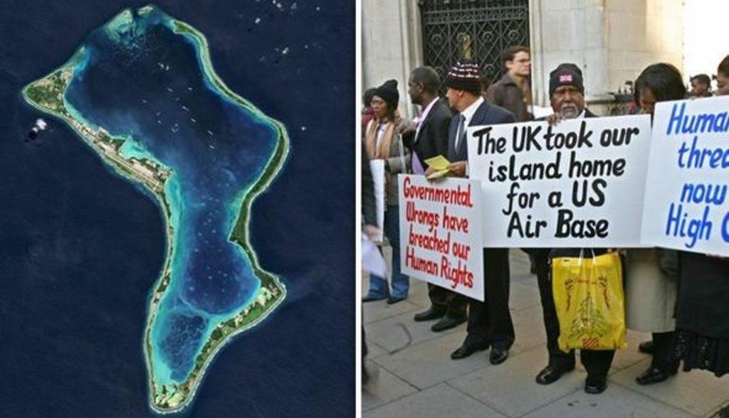 Британия выселила жителей архипелага Чагос, чтобы разместить там военную базу США