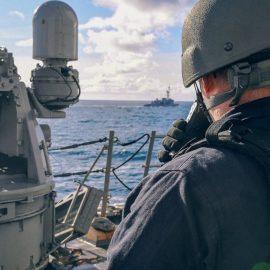 МИД РФ: США хотят превратить Арктику в театр военных действий