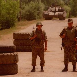 Анонс: Русский бросок в Косово