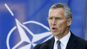 Генеральный секретарь НАТО Йенс Столтенберг заявил, что из-за новых вызовов, в числе которых растущая ядерная угроза со стороны России, военные эксперты НАТО впервые за несколько последних десятилетий приняли новую военную стратегию.