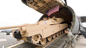 США направят дополнительно 1,5 тысячи военнослужащих на Ближний Восток