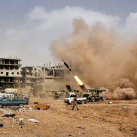 Боевики «Хайат Тахрир Аш-Шам» продолжают атаки в провинции Хама