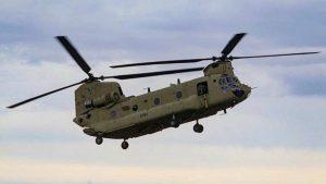 В Афганистане разбился американский вертолет