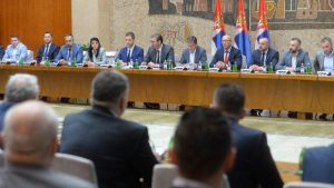Проблему сепаратистов Косово обсудят в парламенте Сербии