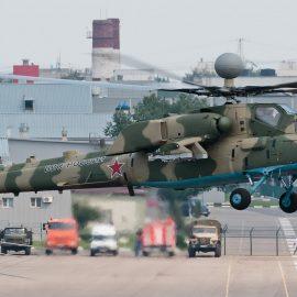 Ми-28НМ вернулся из Сирии: этапы реализации проекта модернизации вертолёта Ми-28Н и планы поставок