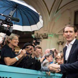 Стали известные первые результаты выборов в Европарламент