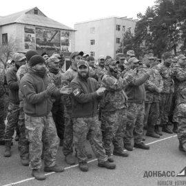 Возле границ ЛНР разместили боевиков 54-ой бригады ВСУ