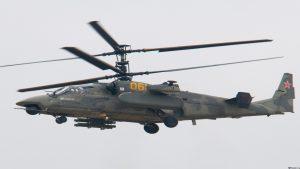 ВКС получат еще 30 вертолетов Ка-52