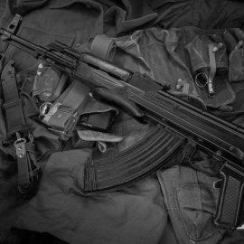 Инцидент с ребёнком выявил целый «домашний арсенал» из закромов «ООС»