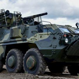 На Украине прекращен сбор корпусов для БТР-4