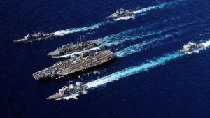 КСИР: Проблема присутствия военных кораблей США в регионе давно решена