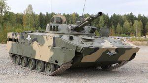 ВДВ получили батальонный комплект новейшей бронетехники