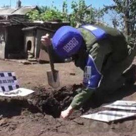 ВСУ продолжают геноцид Донбасса. Обстрел Голубовское. ЛНР