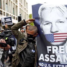 ООН: У Ассанжа все симптомы длительной психологической пытки