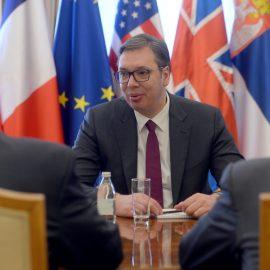 В ЕС решили спустить на тормозах выходки сепаратистов Косово — Вучич