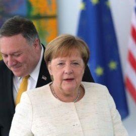 Помпео призывает Германию увеличить вклад в «запугивание России»