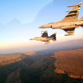 Армия обороны Израиля атаковала военные цели в Сирии