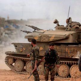 Сирийская армия продолжила операцию в «Большом Идлибе»