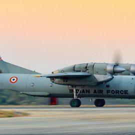 В Индии потерпел крушение Ан-32 ВВС страны