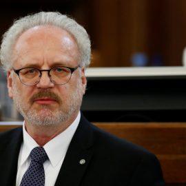 Новый президент Латвии в прошлом стал инициатором русских «негров»