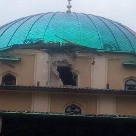 ВСУ обстреляли мечеть в Донецке