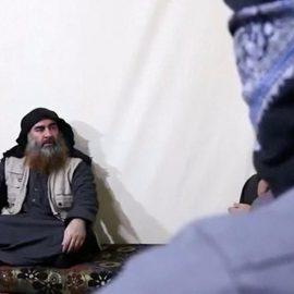 Военная разведка Ирака сообщила о возможном местонахождени лидера ИГИЛ