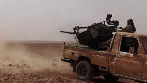 Боевики ИГИЛ продолжают вылазки в провинции Хомс