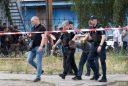 Перестрелка в центре Днепропетровска привела к массовым задержаниям