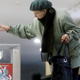 Россия не вмешивалась в выборы президента — разведка Литвы
