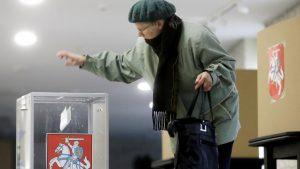Россия не вмешивалась в выборы президента - разведка Литвы